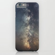 Portrait of a Galaxy iPhone 6 Slim Case