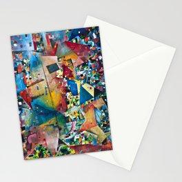 Fugue III Stationery Cards