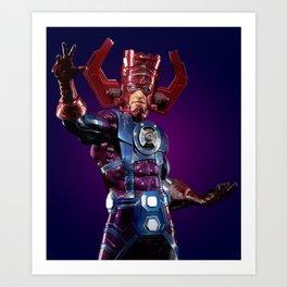Galactus - Marvel Villain Series Art Print