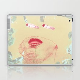 Delicious Cigarettes Laptop & iPad Skin