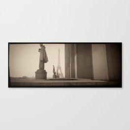 Trocadero Square Canvas Print