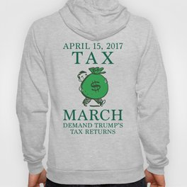 Tax march Hoody