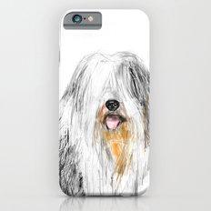 Old English Sheepdog iPhone 6 Slim Case