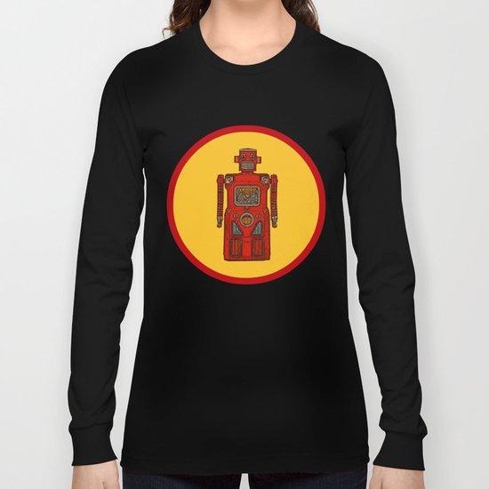 Robot IV Long Sleeve T-shirt