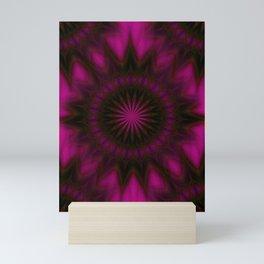 Mystical Magenta Mini Art Print
