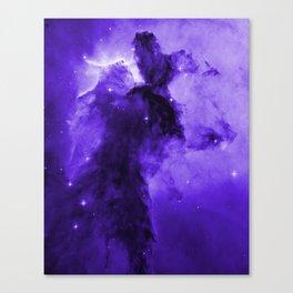 Eagle Nebula Ultraviolet Leinwanddruck