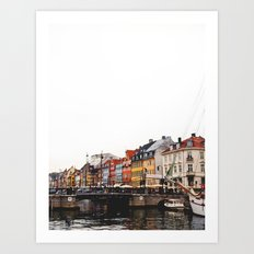 Jul Art Print