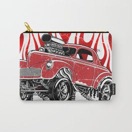 1941 WILLYS GASSER – Distressed Version Carry-All Pouch