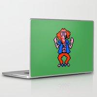 earthbound Laptop & iPad Skins featuring Hippie - Mother/Earthbound Zero by Studio Momo╰༼ ಠ益ಠ ༽