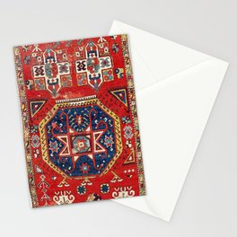 Aksaray Cappadocian Central Anatolian Rug Print Stationery Cards