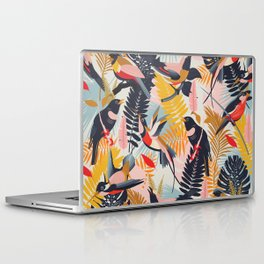 Paradise Birds II. Laptop & iPad Skin