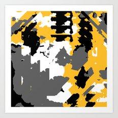 Dusk and Dawn Art Print