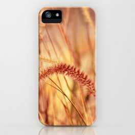 Grass 0101 iPhone Case