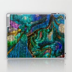A  Zazzle Of an Abstract by Sherri Of Palm Springs Laptop & iPad Skin