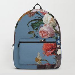 This one goes out to the one I love (4) blue Backpack