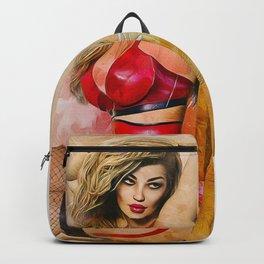 Sitting Pretty Backpack