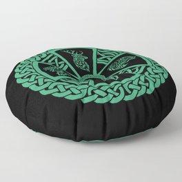 Celtic Nature Floor Pillow
