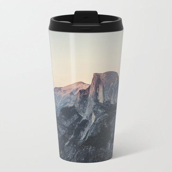 Half Dome Metal Travel Mug