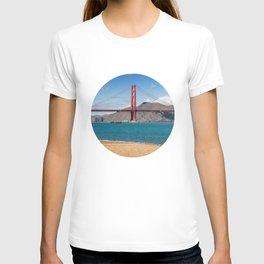 San Francisco, Golden Gate Bridge T-shirt