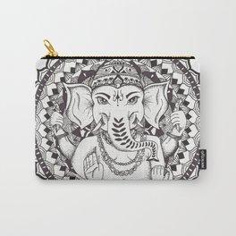 Ganesha Mandala Carry-All Pouch