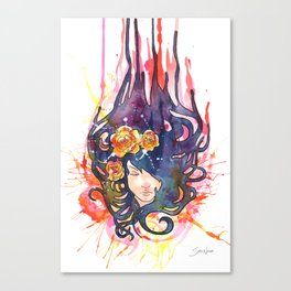 Twilight Pixie Canvas Print