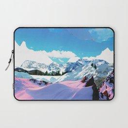 Experiment am Berg 33 Laptop Sleeve