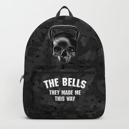 The Bells They Made This Way Backpack