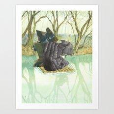 No58 Art Print