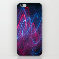 Light Wave iPhone & iPod Skin