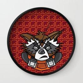Trash Panda? Wall Clock