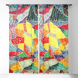 Gino Severini Spherical Expansion of Light into Space Blackout Curtain