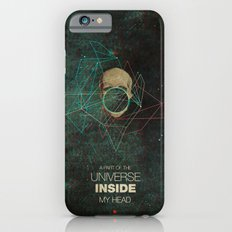 A Part Of The Universe Inside My Head iPhone 6s Slim Case