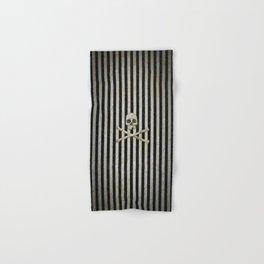 Pirate Stripes Hand & Bath Towel