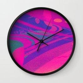 Ilusion Wall Clock