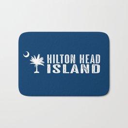Hilton Head Island, South Carolina Bath Mat
