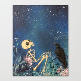 I Am Stardust Canvas Print