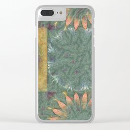 Subdepository In The Altogether Flowers  ID:16165-124313-39460 Clear iPhone Case