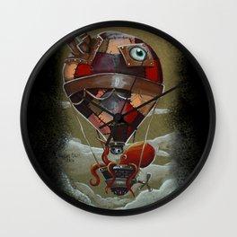 hotairballoon Wall Clock