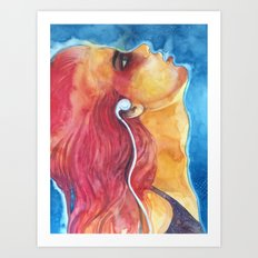 iPod Art Print