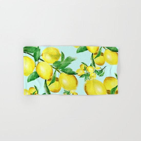 lemon 2 Hand & Bath Towel
