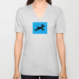 The ZOOMS! Unisex V-Neck