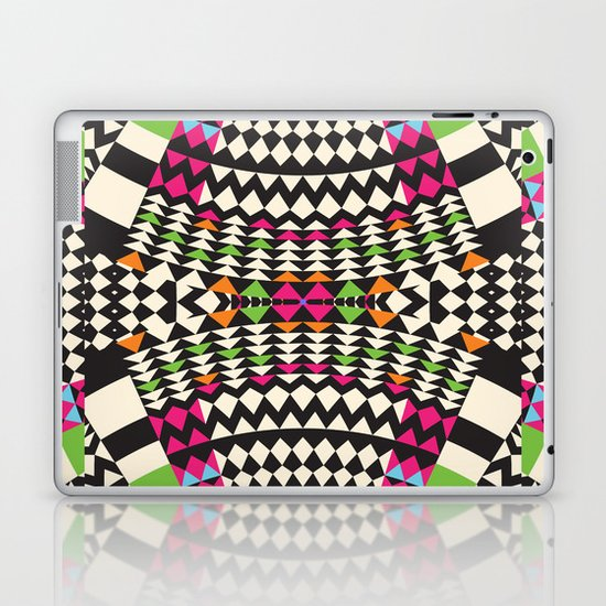 Far Out Laptop & iPad Skin