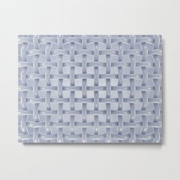 Fabric Metal Print