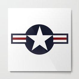 US Air Force Metal Print
