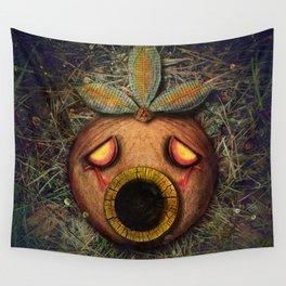Deku Mask Wall Tapestry