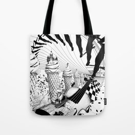 PLEASE, COME IN CONTACT OUR PLANET EARTH Tote Bag