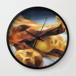 Porchetta Wall Clock