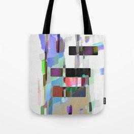 Echoing Platform Tote Bag