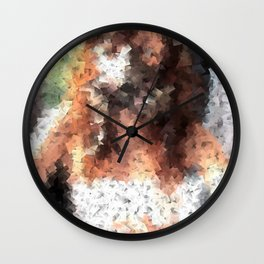 GIST - Daniela Wall Clock
