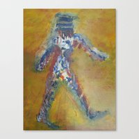 boardwalk empire Canvas Prints featuring Boardwalk by Ramo